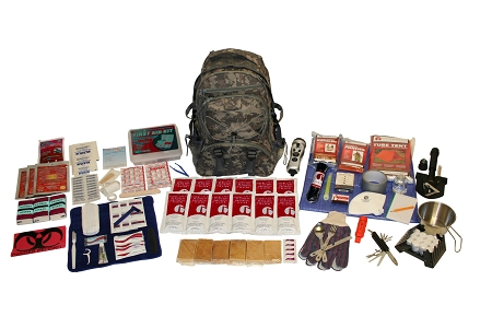 Amtv Bug Out Emergency Survival Bag