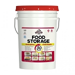 30 Day Food Storage Emergency Food Supply - 300 Servings
