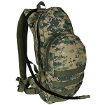 Fox Tactical Compact Hydration Combat Backpack