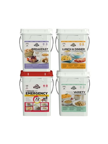 Emergency Family Variety Kit - (400 Servings)