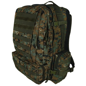 Fox Tactical Advanced Three Day Combat Backpack